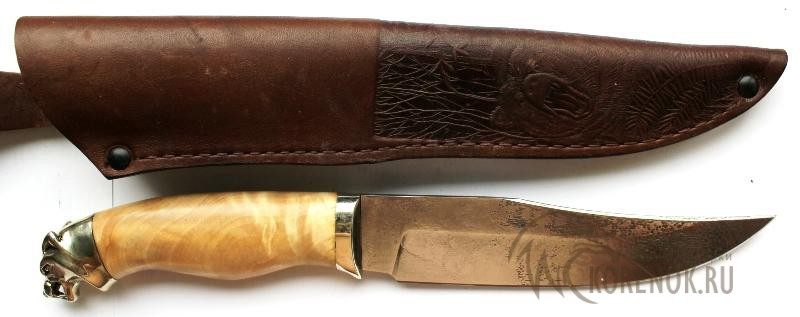 Нож из полотна быстрорежущей стали р6м5